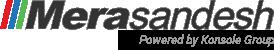Mera Sandesh Logo